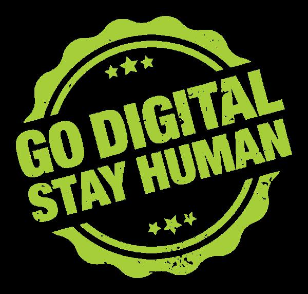 Go Digital Stay Human - Online Kurs - Online lernen - Weiterbildung